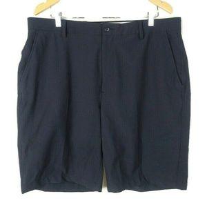 Footjoy Golf Shorts Mens 38 Blue Stretch Quick Dry